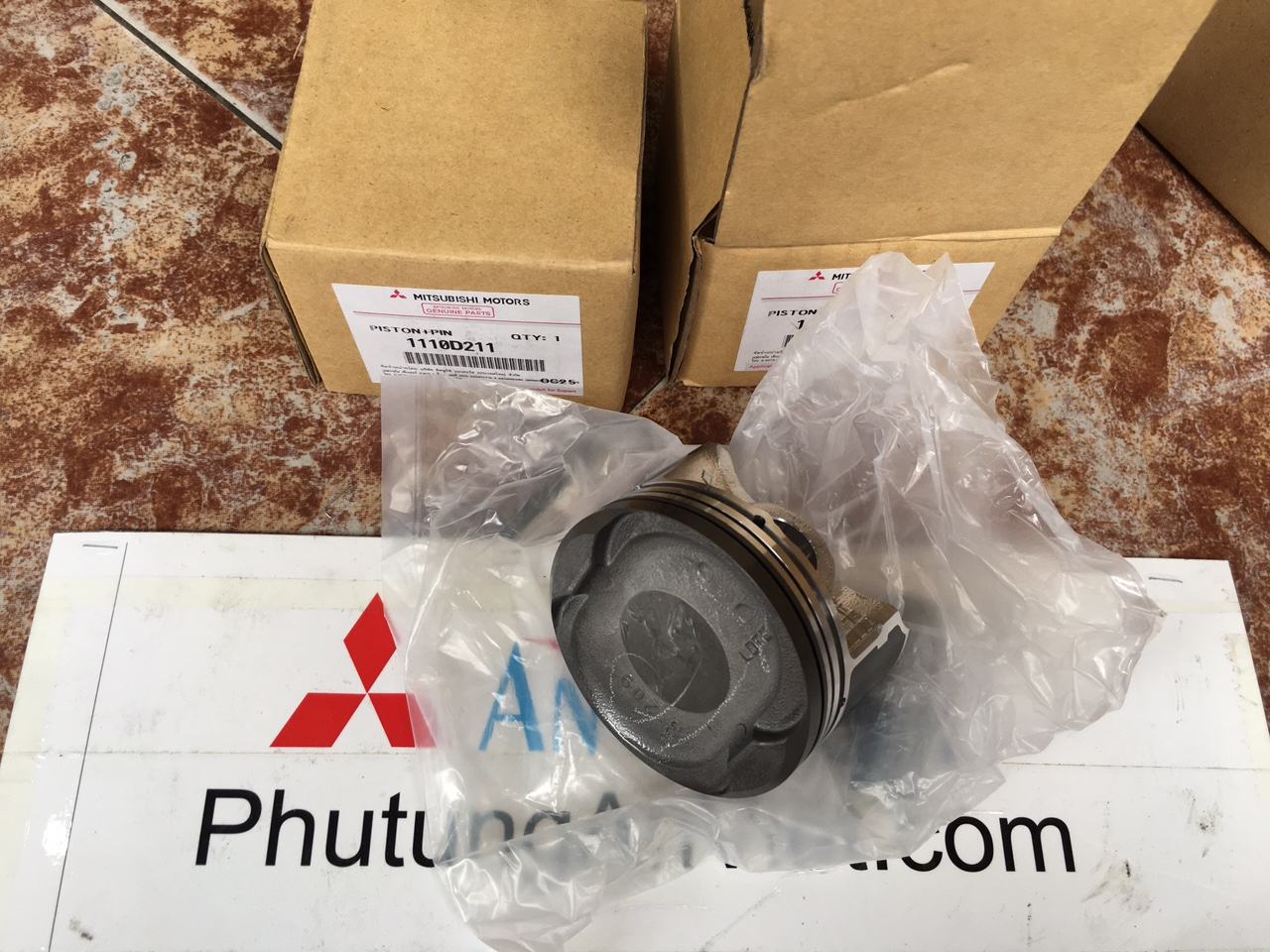 Piston xe mitsubishi Mirage